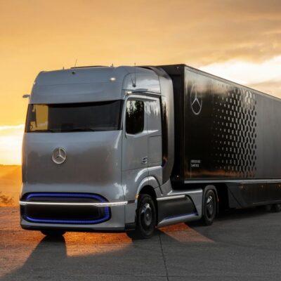 Los camiones de hidrógeno de Mercedes y Volvo, un paso más cerca de hacerse realidad