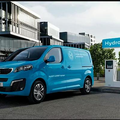 El hidrógeno pide paso en los camiones y furgonetas