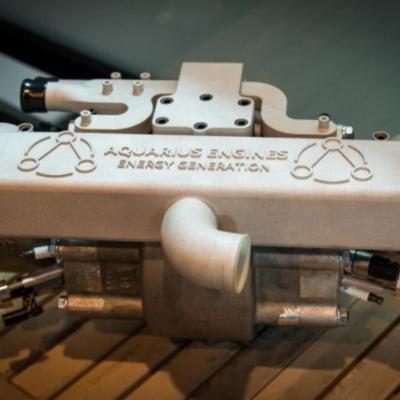 Crean un nuevo motor de hidrógeno que supera las deficiencias de las pilas de combustible