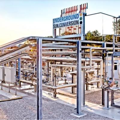 Underground Sun Conversion o cómo crear gas renovable gracias al hidrógeno almacenado bajo tierra generado con energía solar