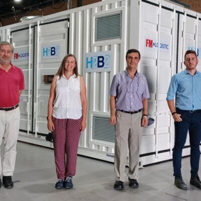 Se completan las pruebas de la primera estación de servicio de hidrógeno para un operador logístico en España