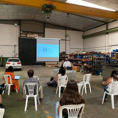 La Asociación Andaluza de Hidrógeno participa en el evento Multiplicador CIRO