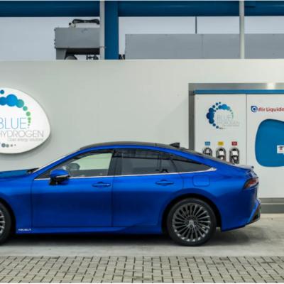 El coche de hidrógeno tiene un mañana, Europa exige un surtidor cada 150 kilómetros