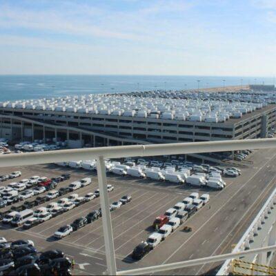 La estación móvil de suministro de hidrógeno llegará al puerto de Valencia a finales de 2021