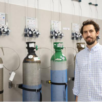 Desarrollan un novedoso sistema para el almacenamiento de energías renovables y la captura de CO2