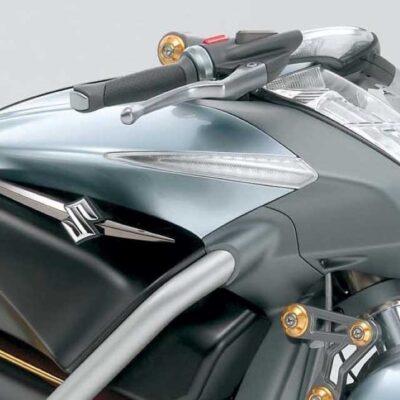 Suzuki Crosscage, la moto de hidrógeno