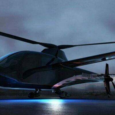 El primer helicóptero de hidrógeno del mundo volará en 2025