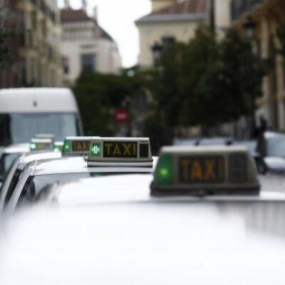 Taxis propulsados por hidrógeno para la Comunidad de Madrid