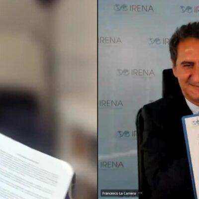 IRENA y el Hydrogen Council firman un acuerdo para el despliegue de soluciones de hidrógeno: