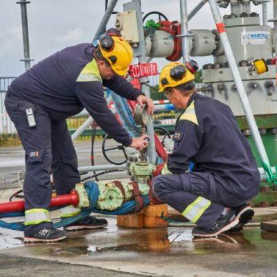El gigante holandés del gas comienza a almacenar hidrógeno en una caverna de sal subterránea