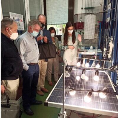 El Instituto de Ciencia de Materiales del CSIC de Sevilla participa en el desarrollando un nuevo tipo de electrolizador